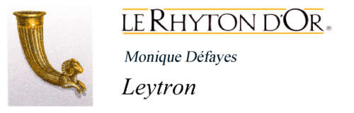 Cave le Rhyton D'or