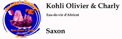 Kohli Olivier